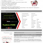 Curriculum Vitae hoja 1 de Araceli Gisbert