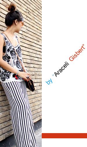 Combinación 2 tendencias moda diseño 2012