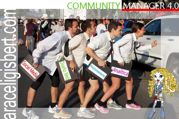 Community Manager social media alcoy ibi elche alicante valencia benidorm araceli gisbert posicionamiento y diseño web