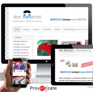 DonMantel-Manteles-antimanchas-navidad-Alicante-Valencia-Murcia-Posicionamiento-web-proyectizate-araceligisbert