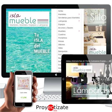 IslaMueble-Muebles-Espejos-Manteles-Sillas-Mesas-Alicante-Valencia-Murcia-Posicionamiento-web-proyectizate-araceligisbert