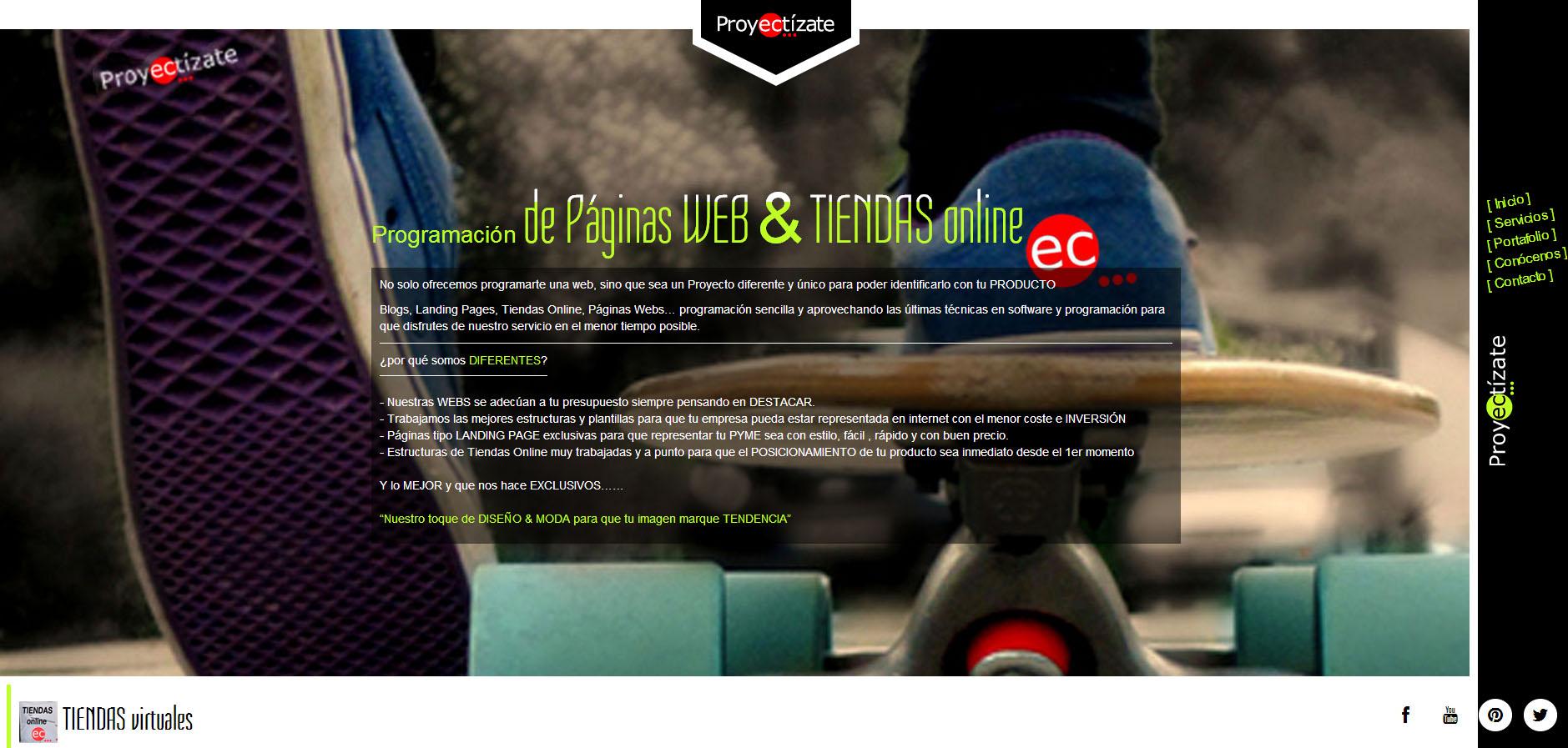 Tiendas-Online-alcoy-ibi-elche-albaida-ontinyent-xativa-benidorm-murcia-alicante-araceli-gisbert-proyectizate