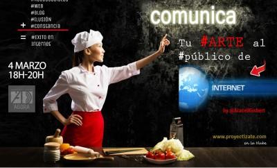 #ComunicArte en #Àgora
