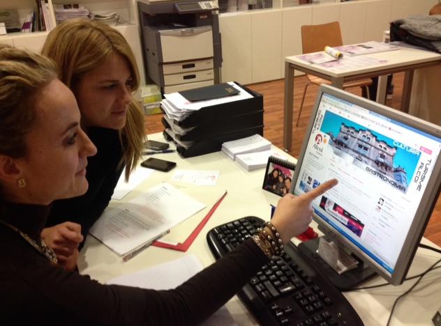 Curso de Redes Sociales Oficina de turismo en Alcoy