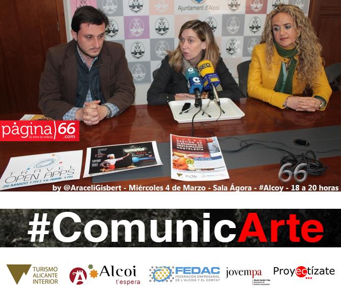 pagina 66 Alcoy Alcoi Comunicarte con Araceli Gisbert